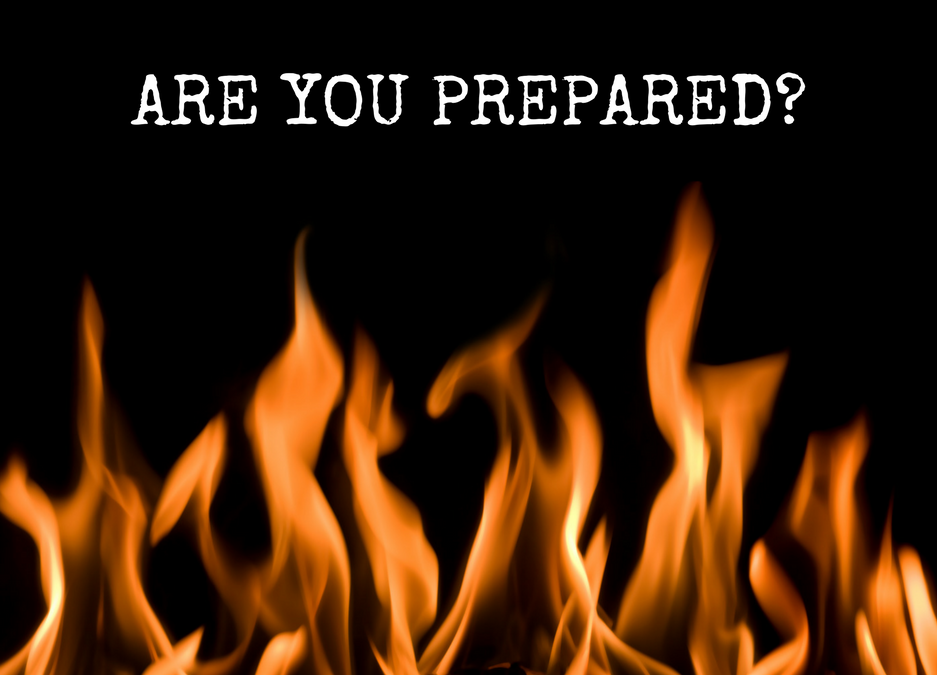 3 Must Haves for Your Fire Prevention Plan