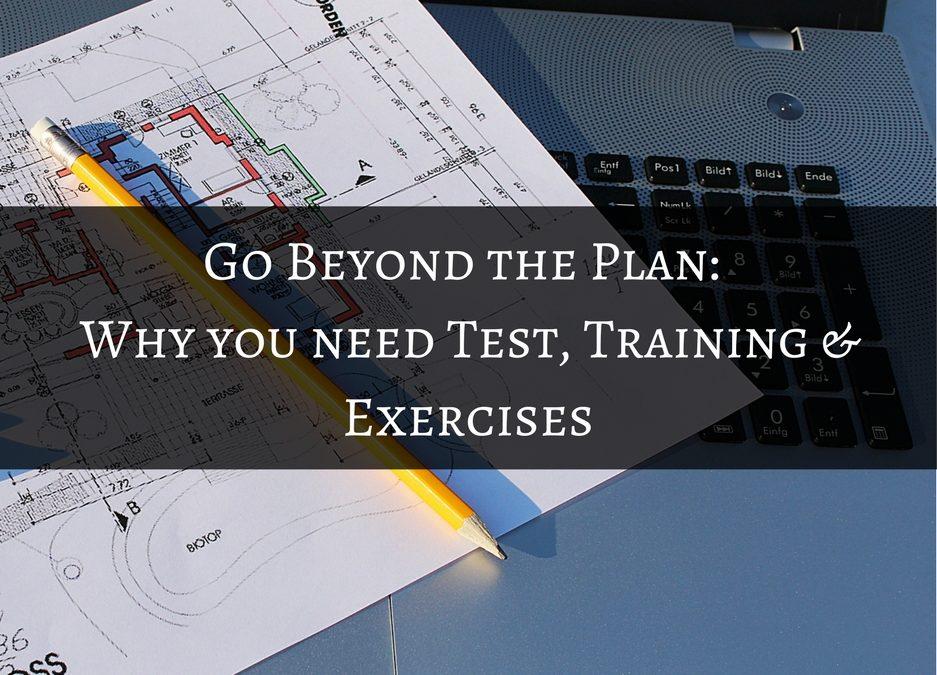 Go Beyond the Emergency Plan